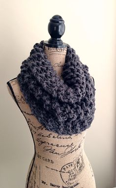 WANT WANT WANT! Extra Large Outlander Inspired Cowl, chunky knit cowl, women winter chunky infinity scarf, wide cowl oversize infinity scarf outlander scarf