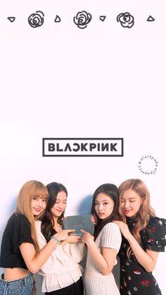 153 best blackpink wallpaper images in 2019 Velvet Wallpaper, Lisa Blackpink Wallpaper, Screen Wallpaper, Kpop Girl Groups, Korean Girl Groups, Kpop Girls, Blank Pink, Black Pink Kpop, Blackpink Photos