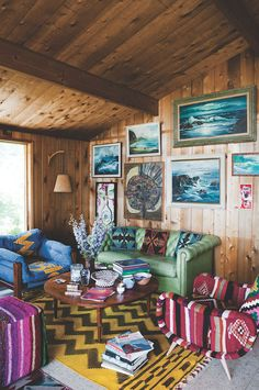 The Chandelier Surf Shack in Montauk   10 Best Beach House Getaways   Camille Styles