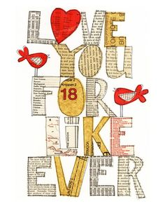 love you for LIKE ever!