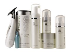 EXPERIENCE A TRUE TRANSFORMATION             Featuring a powerful lineup of four products, ageLOC Transformation is Nu Skin's most advanced anti-aging system ever, delivering unsurpassed anti-aging benefits. This complete skin care system cleanses, purifies, renews, moisturizes, and reveals younger looking skin in eight ways—for a more youthful, healthier looking you now and in the future
