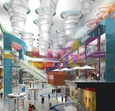 Isfahan City Center - List Of 10 Top Shopping Malls In The World