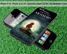 The Little Mermaid Of Moon for iPhone 4 / 4S iPhone by FASTYCorner, $13.00