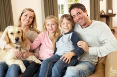 Adding a dog to your family can bring unity to a bustling, busy household, but you'll want to make sure to pick the right breed. Here are the top 10 best dog breeds for the busy family unit. Best Dog Breeds, Best Dogs, Pet Transport Service, Old Golden Retriever, Pet Friendly Cabins, Eco Friendly, Term Life, Catholic Kids, Pet Travel