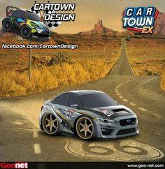 Subaru WRX Concept 2013 - XS Engineering