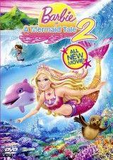 Barbie: Aventura de sirenas 2 #NovedadesBibliotecaPozoCañada