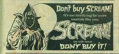 Image result for scream comic 1984