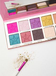 Jeffree Star Beauty Killer Eyeshadow Pallette