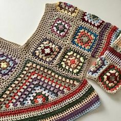 Diy Crafts - Improve your skills by learning these niche crochet techniques One of the things I love most about crochet is that you can start doing Crochet Tank Tops, Crochet Jumper, Filet Crochet, Hippie Crochet, Crochet Home, Diy Crochet, Knitting Patterns, Crochet Patterns, Crochet Dishcloths