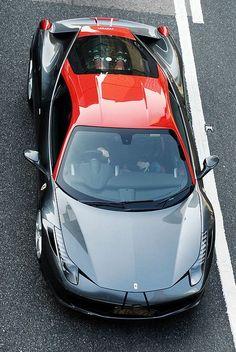 Ferrari 458 Italia. Pure Sexy.
