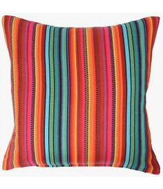Rainbow Colourful Cushion Covers by Designs Emporium