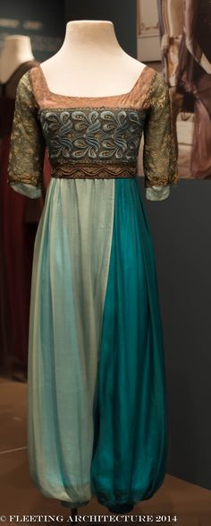 My Favorite Downton Abbey Costumes at Winterthur