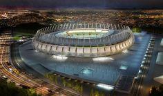 FIFA World Cup Brazil 2014 - Stadium Castelão – Fortaleza (CE)