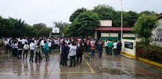 #P10SantaRosa30 del #Cobaem_Morelos fomenta cultura de prevención con simulacros. #juventudcultayproductiva #juventudcultayprecavida