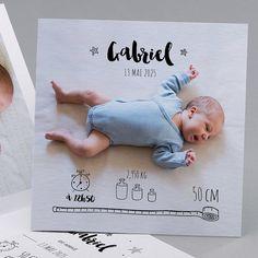 Faire-part de naissance - B06-173