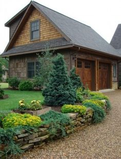 exterior - traditional - garage and shed - charlotte - by Abby Design and Construction