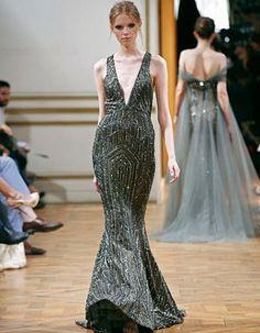 Zuhair Murad fall-winter 2013 haute couture #bridesmaid dresses #bridal dresses #wedding dress #girls dress #formal dress #black dresses #dress #dresses #long dresses #fashion #dresses casual #printed dresses #evening dresses #long lace dress #short dress #blue #white