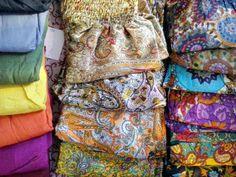 Sono tornati gli afghani!   Pantaloni in cotone e satin, comodissimi e colorati! - #Frida #Creazioni