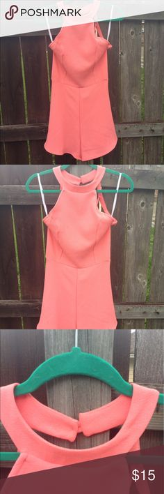 Boutique bought hot pink romper Very sexy romper dress up or down Other