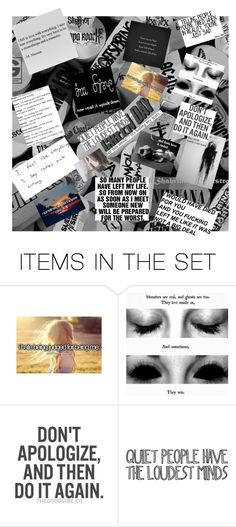 """Welcome to my head"" by killjoy-717 ❤ liked on Polyvore featuring art"