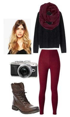 Fall ideas by ameliarwinn on Polyvore featuring polyvore, fashion, style, Steve Madden, ASOS, Athleta and simpleset