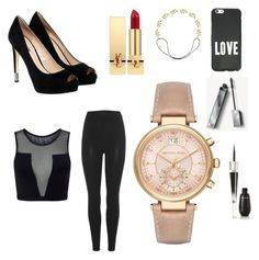 A fashion look from January 2017 featuring cut-out crop tops, legging pants and open-toe pumps. Browse and shop related looks. Adidas Originals, Givenchy, Burberry, Yves Saint Laurent, Michael Kors, Shoe Bag, Polyvore, Stuff To Buy, Accessories