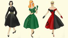 Gotham Girls Cocktail Dresses.