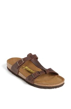 Haven't worn the Birks since high school.  Time for some new ones.  Birkenstock 'Larissa' Sandal (Women) available at #Nordstrom