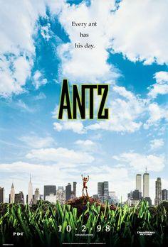 Antz (Hormigaz) (1998) - FilmAffinity