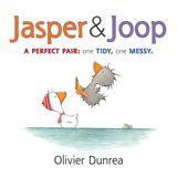 Now in board book, Jasper & Joop, out 3/4/2014!