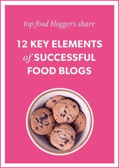 51 Best Top Food Bloggers images | Blog designs, Blog tips