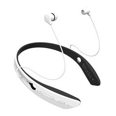 70.00$  Buy now - http://aliscn.worldwells.pw/go.php?t=32377147575 - Cannice Y2 Fashion Design NFC Bluetooth V4.0 Stereo Headphone Neckband In-ear Wireless Headset iOS Battery Display 70.00$