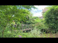▶ Limousin : Jardin de Liliane - YouTube