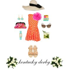 dream Kentucky Derby outfit