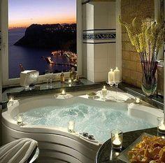 La bañera perfecta!