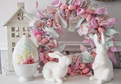 Kreatywne życie.....: Wielkanocne wianki