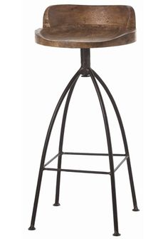 Friday Fave: Hinkley Barstool | L.Kae Interiors