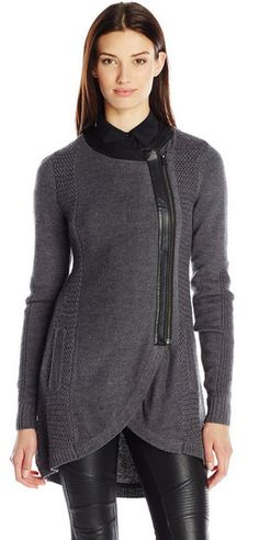 Nanette Lepore Visionary Sweater - front