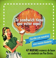 ¿Tus amigos te dicen que haces sándwiches fabulosos?