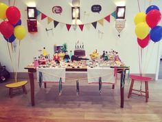 Presente de encher os olhos de emoção que recebemos essa manhã! Um click lindo da montagem feita pela família que ama festinhas em casa! Nota 1000 para vocês!  . . #NaFestejoCadaFestaÉÚnica!  Saiba mais em nosso site! . . #EasyBox #FestejoInBox #ComemoreComAFestejo #FestejeComAFestejo #FestaDeCrianca #FestaDeCriança #FestaInfantil #FestaPersonalizada #FestaEmCasa #PartyDecor #KidsParty #CompreDasMães #AquiTemMãeEmpreendedora #Maternativa #DioramaFestejoInBox #DesignerFestejoInbox #MenosÉMais…