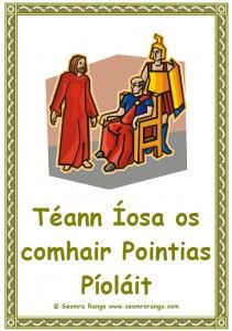 Póstaeir Scéal na Cásca Confirmation, Easter Crafts, Teacher Stuff, Classroom Ideas, Irish, Ireland, Religion, Teaching, School
