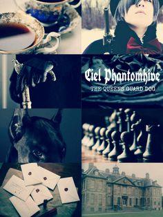 Ciel Phantomhive | Cosplay | Black Butler | Kuroshitsuji | Anime | Aesthetic | Photoshop | Edit