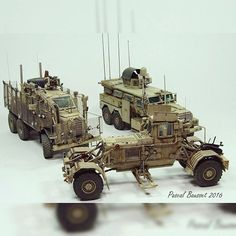 Military Vehicles 1/35 from Pascal Bausset #scalemodel #military #militaria #hobby #modelismo #plastimodelismo #plasticmodel #weathering #plastickits #usinadoskits #udk #miniatura #maqueta #maquette #scalemodelkit #plasticmodel #plastimodelo