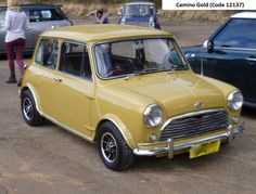 How to identify a 1969 - 1971 Morris Mini Cooper S Mini Cooper Classic, Classic Mini, Classic Cars, Retro Cars, Vintage Cars, Mini Morris, Cooper Car, The Italian Job, Mini Copper