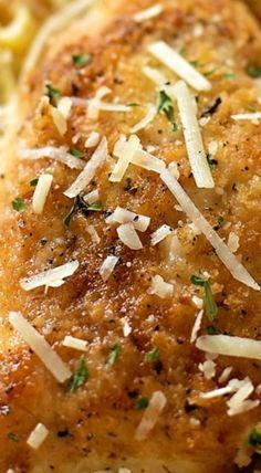 Copycat Olive Garden Tuscan Garlic Chicken - Life Made Simple Best Chicken Recipes, Turkey Recipes, Turkey Meals, Dinner Recipes, Restaurant Recipes, Tuscan Garlic Chicken, Italian Chicken, Italian Pasta, Copycat Recipes