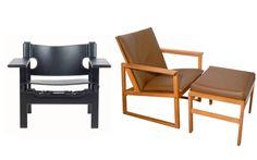 Borge Mogensen lounge chair