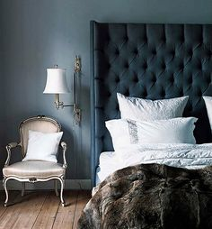 Dark Walls - Bedroom