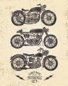 vintage motorrad - Pesquisa Google