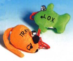 The perfect Chanukah gift for the cats!