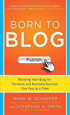 Born to Blog: Building Your Blog for Personal and Business Success One Post at a Time by Mark Schaefer http://www.amazon.com/dp/0071811168/ref=cm_sw_r_pi_dp_p3ZPub0504ENK